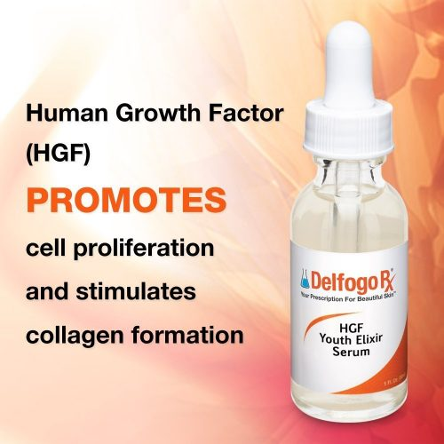 Human growth factor serum