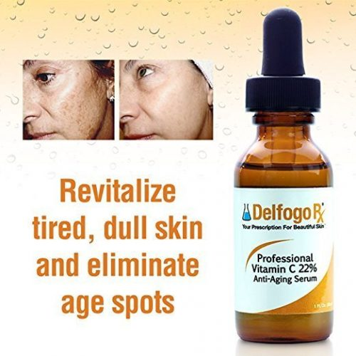 delfogo vitamin c serum 22%