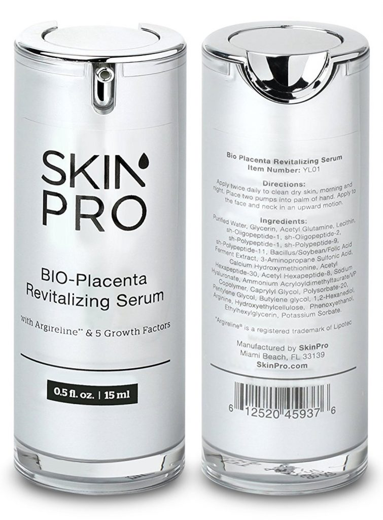 SkinPro BIO-Placenta Revitalizing Serum