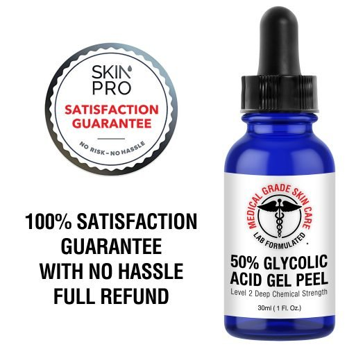 glycolic acid gel peel