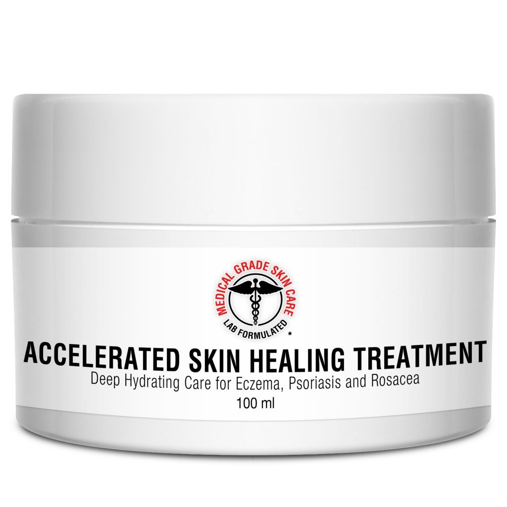Medical Grade Skin Care Accelerated Skin Healing Treatment