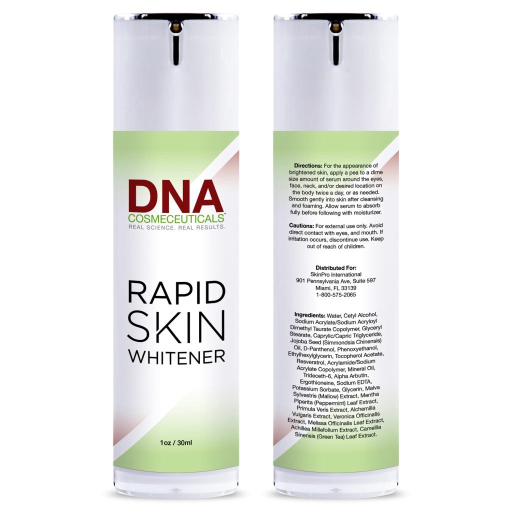 DNA Cosmeceuticals Rapid Skin Whitener