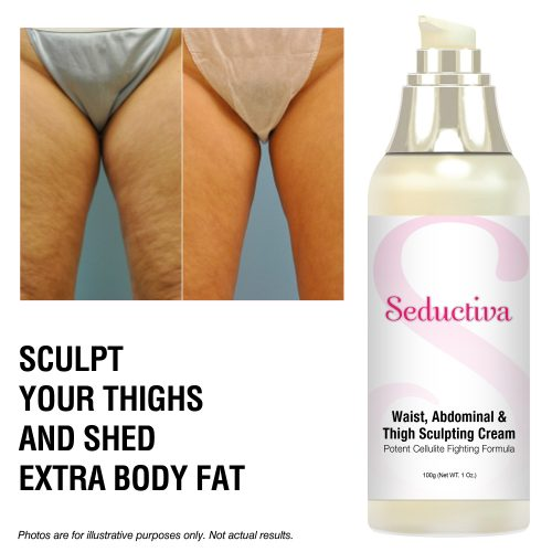 Thigh Sculpting cream