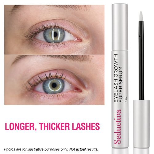 get thicker lashes