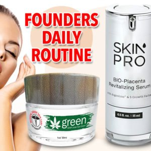 Skin Care Daily Routine