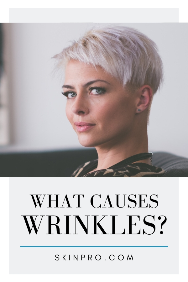 Causes of wrinkles, around mouth and between eyebrows - treatment and remedies