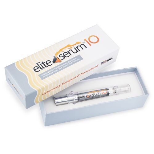 elite serum 10 open box
