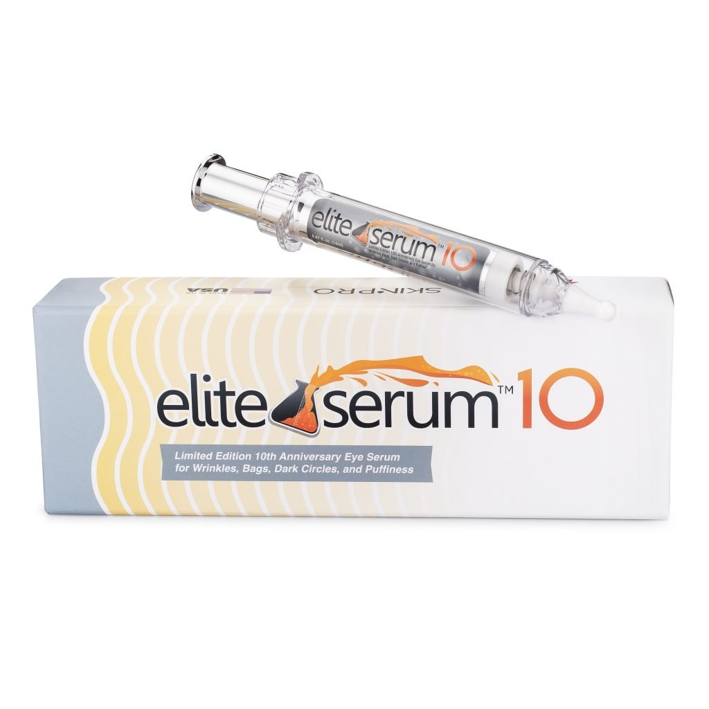 elite serum 10 with dispenser